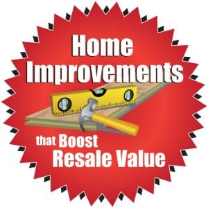 Top 5 Home Improvements to Boost Resale Value
