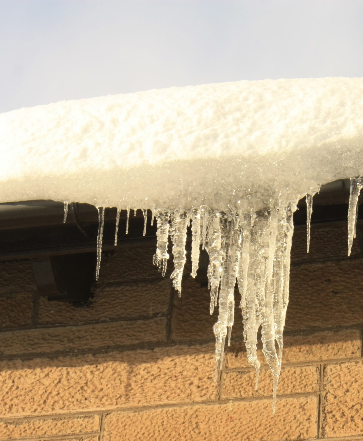 Are Your Gutters Creating Ice Dams