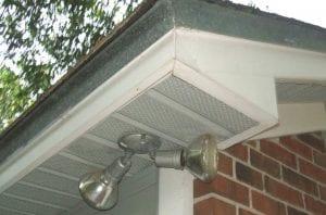 Soffit-ventilation