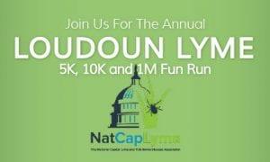 7th Annual Loudoun Lyme 5K Run/Walk, 10K and 1M Fun Run