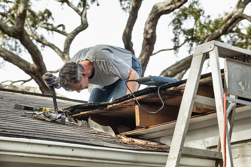 Repair Or Replace How To Determine What Your Roof Needs