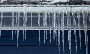 Should I Remove Icicles from My Gutter?